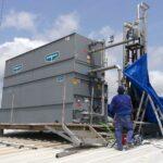 instalación de equipos de frío industrial